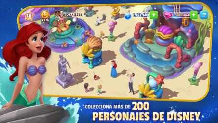 Screenshot 8 de Disney Magic Kingdoms: ¡Crea Tu Propio Parque Mágico! para windows