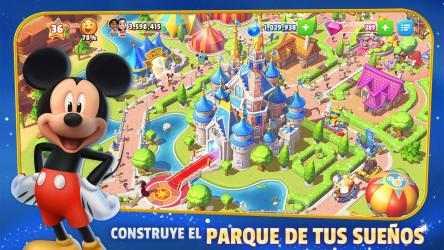 Captura 5 de Disney Magic Kingdoms: ¡Crea Tu Propio Parque Mágico! para windows
