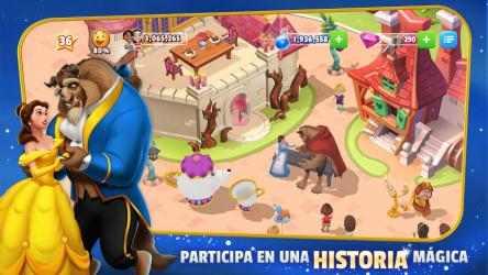 Captura 4 de Disney Magic Kingdoms: ¡Crea Tu Propio Parque Mágico! para windows
