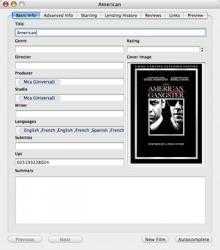 Captura de Pantalla 3 de DVD Hunter para mac