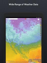 Imágen 11 de Windy.com: pronóstico de vientos, olas y huracanes para android