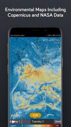 Captura de Pantalla 7 de Windy.com: pronóstico de vientos, olas y huracanes para android