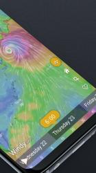 Imágen 3 de Windy.com: pronóstico de vientos, olas y huracanes para android