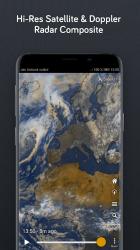 Captura de Pantalla 4 de Windy.com: pronóstico de vientos, olas y huracanes para android