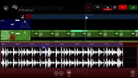 Captura 5 de Musical Sketch Pad para windows