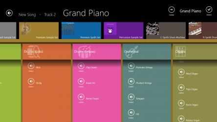 Imágen 4 de Musical Sketch Pad para windows