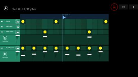 Screenshot 2 de Musical Sketch Pad para windows