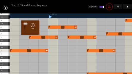 Imágen 1 de Musical Sketch Pad para windows