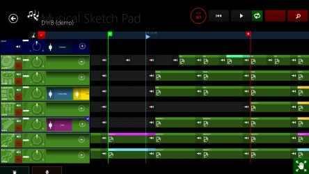 Screenshot 9 de Musical Sketch Pad para windows