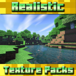 Captura de Pantalla 1 de Realistic Textures for Minecraft PE para android