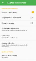 Screenshot 6 de Security Camera CZ para android