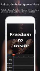 Captura 3 de VideoAE-editor de video,effects videos for TikTok para android